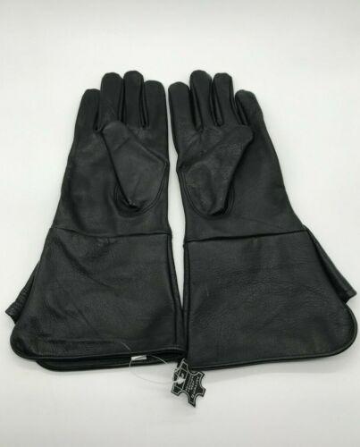 Men/'s Civil War Unlined Leather Gauntlets Artillery//Cavalry//Infantry