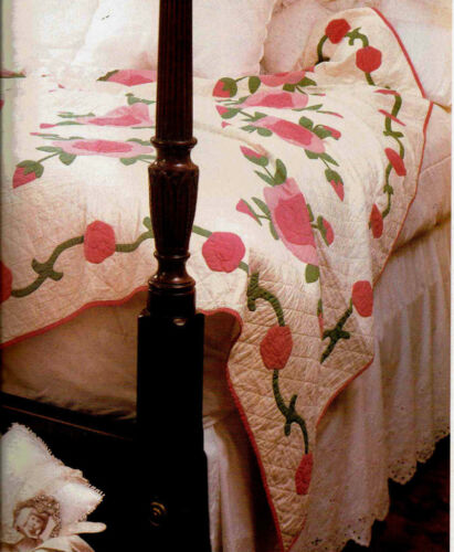 Romance w Quilts Nostalgic Country Paintings Like Designs Quilting Patterns Book