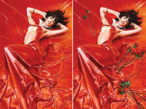 VAMPIRELLA-ROSES-FOR-DEAD-1-MIKE-MAYHEW-VIRGIN-SET-LIMITED-TO-500-NM