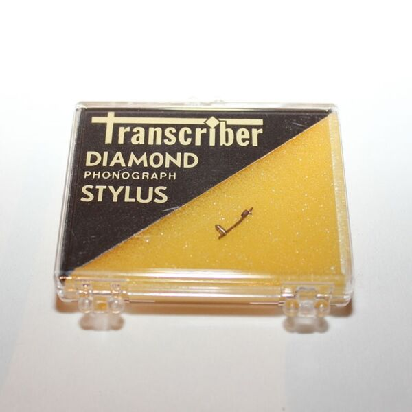 Geleerd Transcriber Ps-104 Diamond Phonograph Stylus Needle - Garrard Gc-12