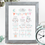 Personalised-Birth-Print-for-Baby-Boy-Girl-New-Baby-Gift-or-Christening-Present thumbnail 122
