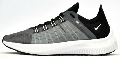 c350dde90cd de 14 gris x14Nuevo Exp React para Experiment running hombre Nike oscuro  Negro Calzado uF3clK1JT
