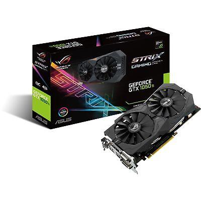 ASUS GeForce GTX 1050 Ti STRIX OC GAMING, Grafikkarte