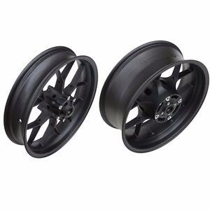 Front and Rear Wheel Rim For Honda CBR 1000 RR CBR1000RR 1000RR 2012-2015 AU
