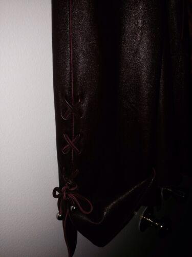 Tøj Or Jakke Nice Bedste 4 Ladies Lined Prodi Small Lommer Size Læder 5qfRTw8