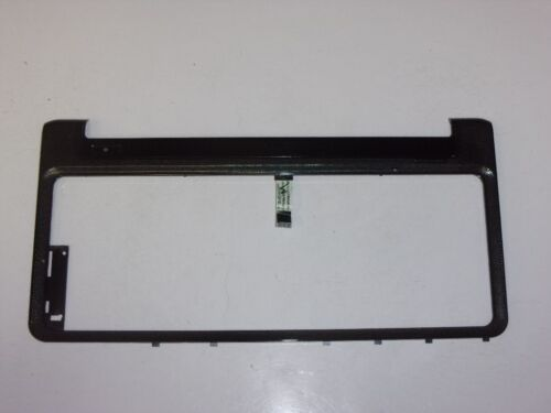 HP Pavilion DV4-1000 Series Power Button Cover Keyboard Bezel w//Cable Black