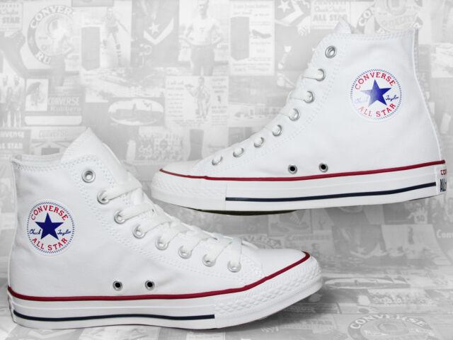 Converse Chuck Taylor All Star Hi Sneaker Damen In weiß Größe 36