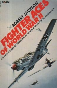 ROBERT-JACKSON-034-FIGHTER-ACES-OF-WORLD-WAR-II-034-1st-PB-Edn-CORGI-1978