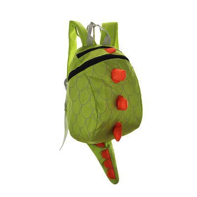 Dinosaur Backpack Dragon Waterproof School Bag Boy Girl Cartoon Kindergarten GT