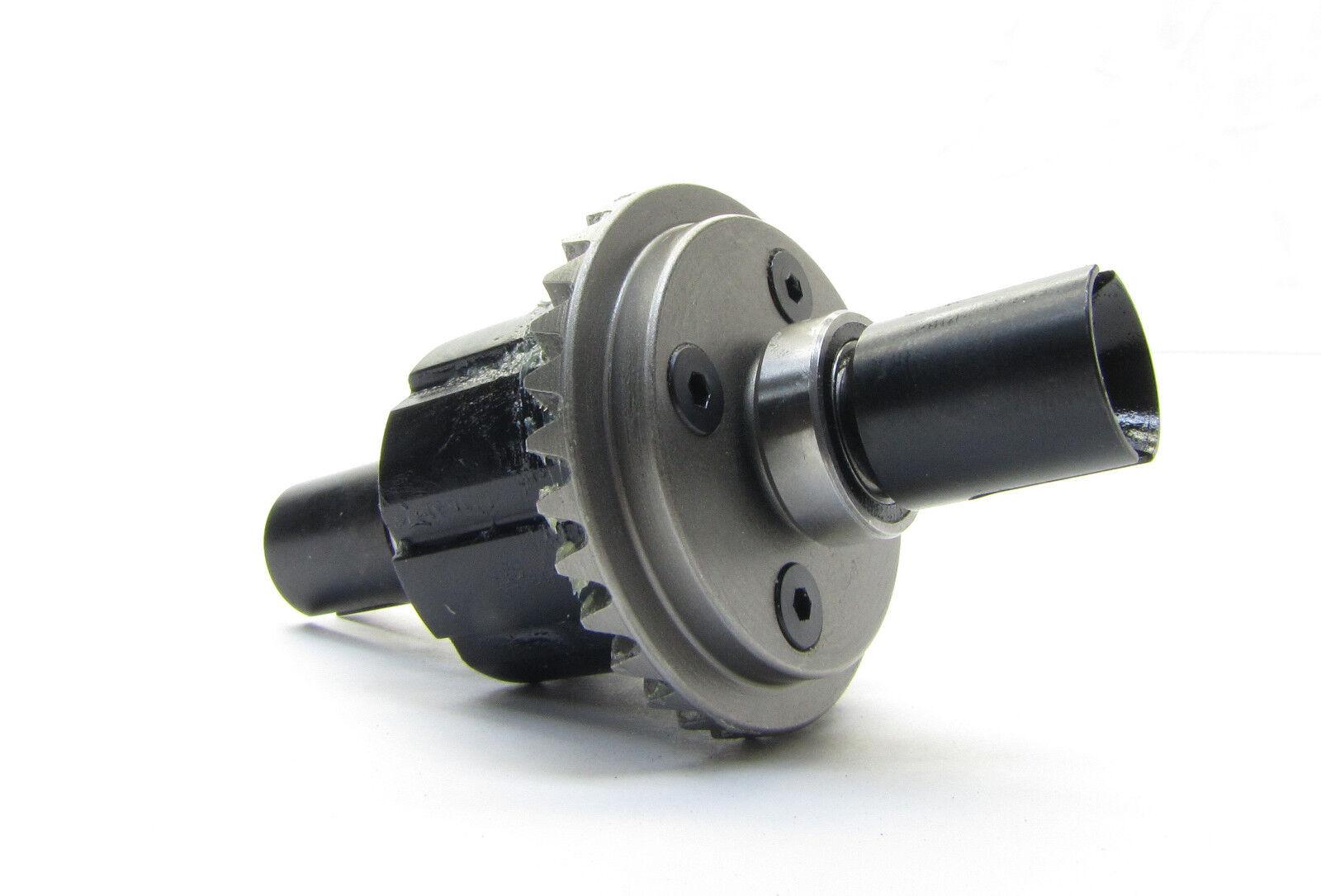 1 8 Yeti XL Front DIFFERENTIAL (Diff CNC Metal Cut 32t gear Axial AX90032