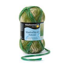 WASH+FILZ-IT! MULTICOLOR von Schachenmayr - Farbe 00204 - 50 g / ca. 50 m Wolle
