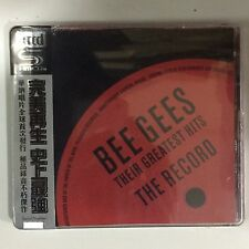 Bee Gees The Record Their Greatest Hits SHM XRCD CD Japan Limited No.