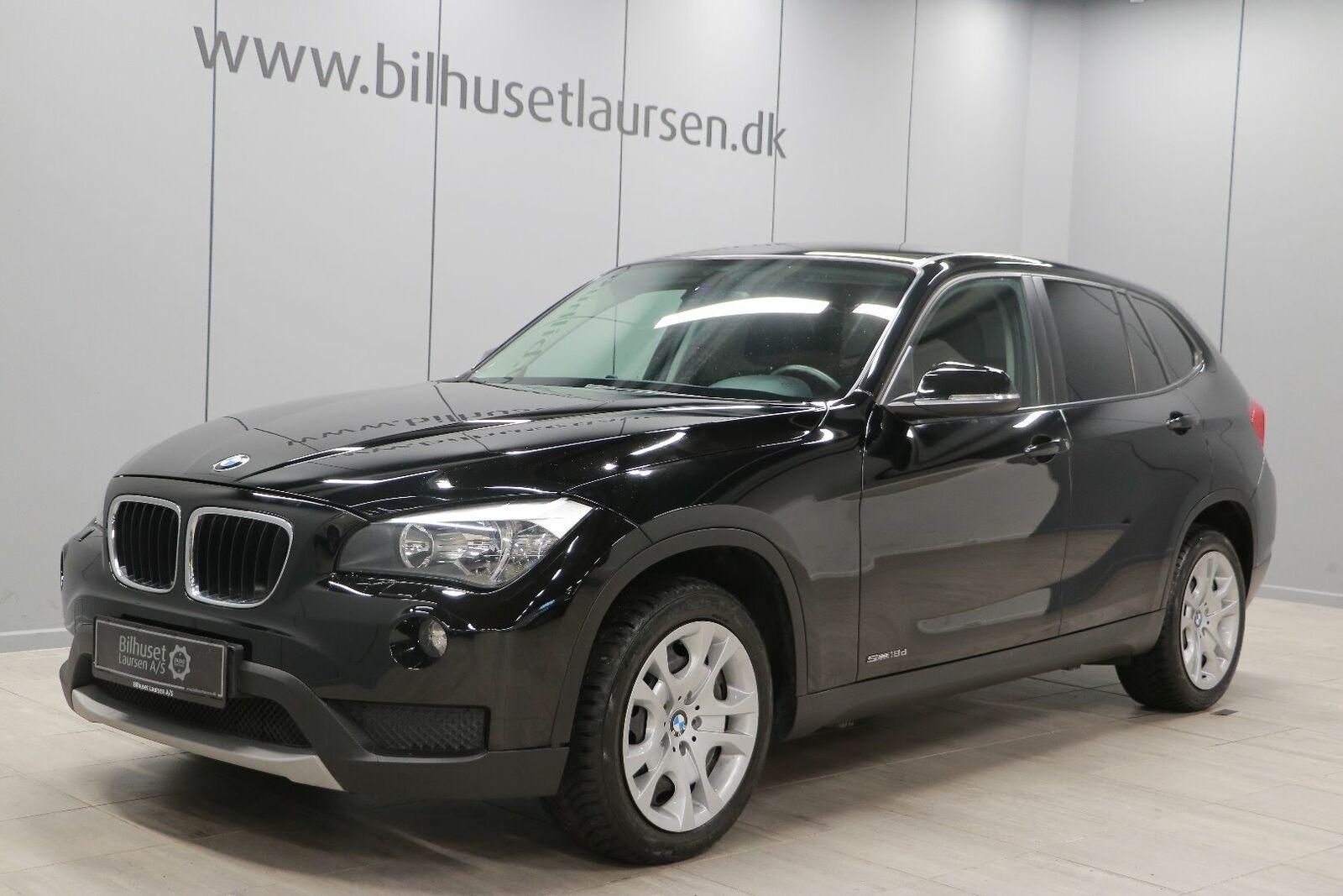 BMW X1 2,0 sDrive18d 5d - 189.900 kr.