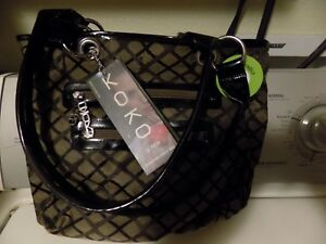 Details About Koko Insulated Lunch Bag Vintage New With Tags Very Nice