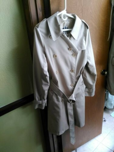 """Burberry Trench Annika"""" jacket  Size 10   Woman's"""