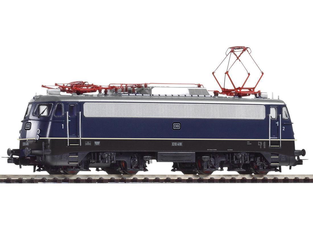 PIKO 51800 elekktrolokomotive e 10 418 delle DB ep. III NUOVO