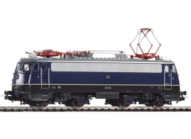 Piko 51800 Elekktrolokomotive E 10 418 de Db Ep.iii Nuevo