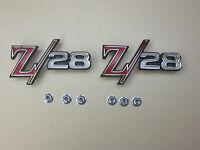 1969 Camaro Z-28 Fender Emblem Set