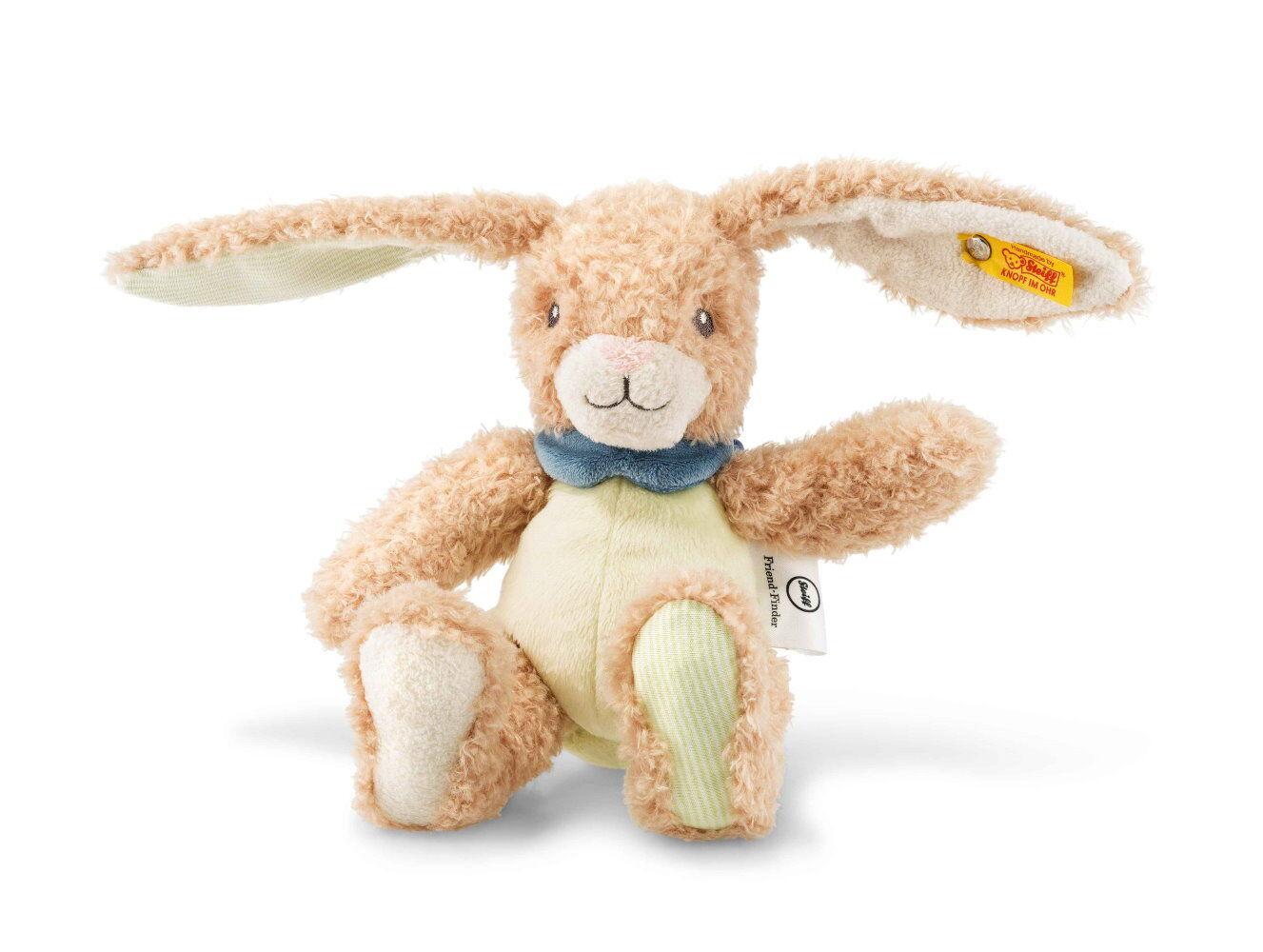 Steiff Baby Freundefinder Knister Hase 25cm Plüsch Kuscheltier Geschenk Geschenk Geschenk 240331 e7221e