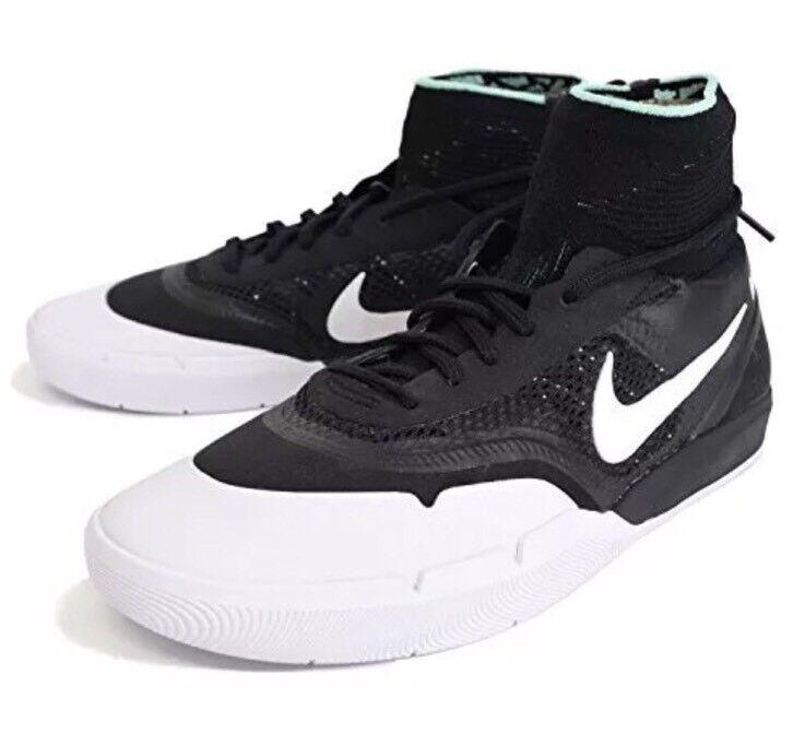 Nike Hombre hyperfeel SB hyperfeel Hombre Koston 3 XT negro blanco sb zapatos 860627 010 SZ 10,5 gran descuento 51efa6