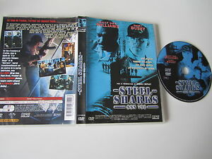 Détails sur Steel Sharks SSN 798 de Rodney McDonald avec Gary Busey, DVD,  Action