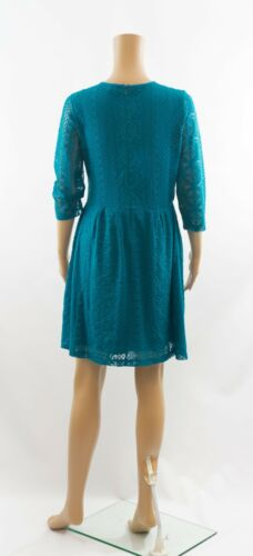 ex branded Lace Skater Fit /& Flare Versatile Casual Party Dress