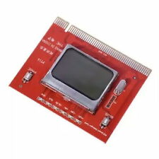 LCD PCI PC Computer Analyzer Tester Diagnostic Card - UK seller