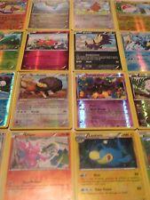Pokemon Cards ~ 20 Card HOLO Lot ~ RARE, Uncommon&Common ~ FREE Shipping & FAST!
