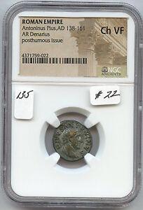 Ancient-Roman-Antoninus-Pius-AD-138-161-Denarius-22-Posthumous-NGC-Choice-VF