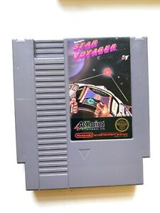 Star-Voyager-ORIGINAL-NINTENDO-NES-GAME-Tested-Working-amp-AUTHENTIC