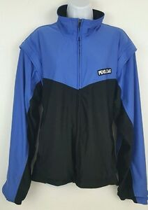 Pearl-Izumi-Men-039-s-Black-Cycling-Jacket-Large