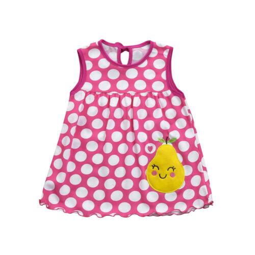 Toddler Kids Baby Girls Christmas Xmas Princess Party Dress Fleece Outfits Sale