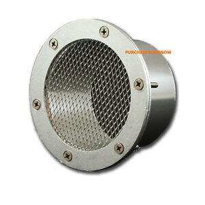 Air Duct Grille Bumper Vent Inlet For Cold Air Intake