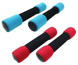 Softhantel-Set-2-x-1kg-2-x-0-5-kg-Softhanteln-Fitnesshantel