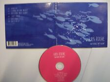 KRIS ROCHE Anything But Alone 2009 USA CD EP Gatefold Sleeve Acoustic Jazz Pop