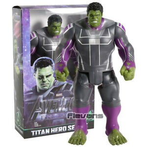 Marvel-Titan-Hero-Series-Avengers-Endgame-Hulk-PVC-Figure-Collectible-Model-Toy