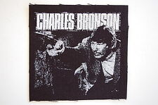 Charles Bronson Cloth Patch (CP66) Punk Rock Crust Aus Rotten Doom Filth Infest