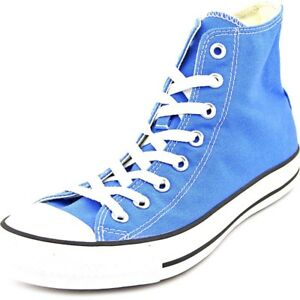 3a009b7aa1ceea Converse All Star Chuck Taylor Shoes Unisex Hi Top Light Sapphire ...
