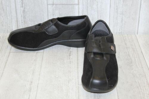 5 8 Shoe Propet Femme Diana Strap Noir M wnqOqXI8