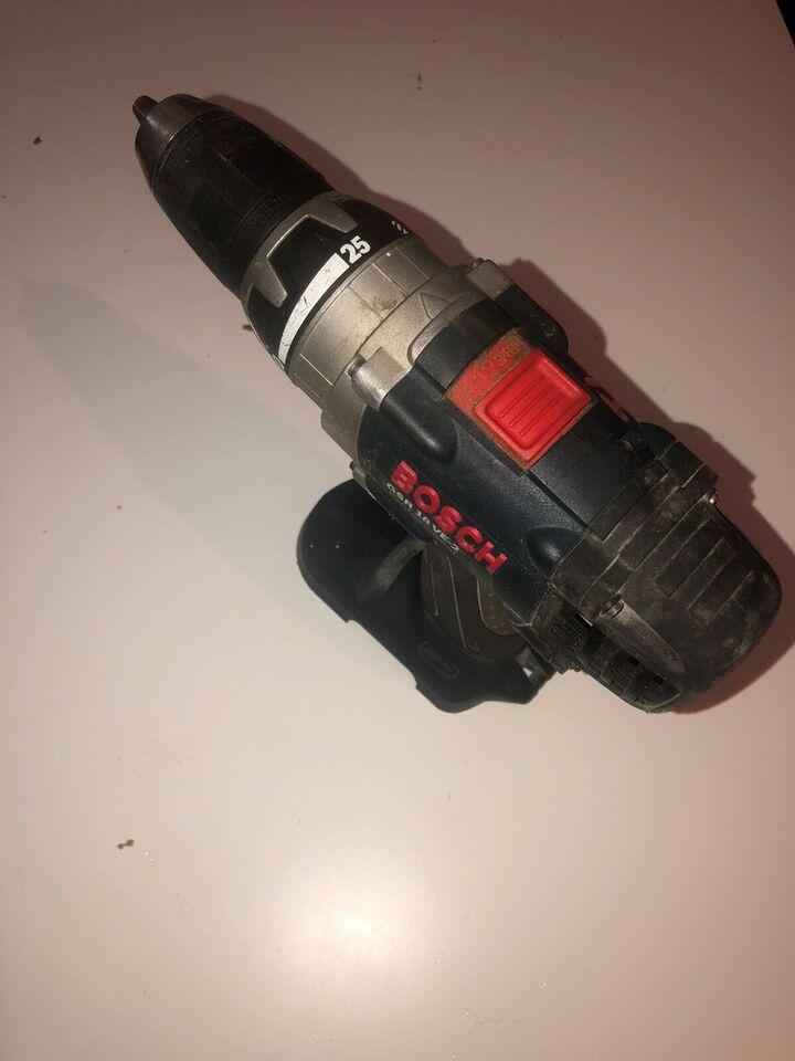 Bore- og skruemaskine, Bosch GSR 18 VE-2