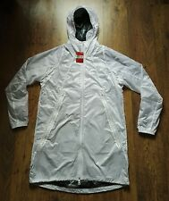 Nike Air Jordan AJ Vii Pinnacle Jacket Coat White Brand New Mens Size Large