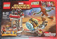 LEGO SUPER HEROES MARVEL KNOWHERE ESCAPE MISSION  Ref 76020  NUEVO A ESTRENAR
