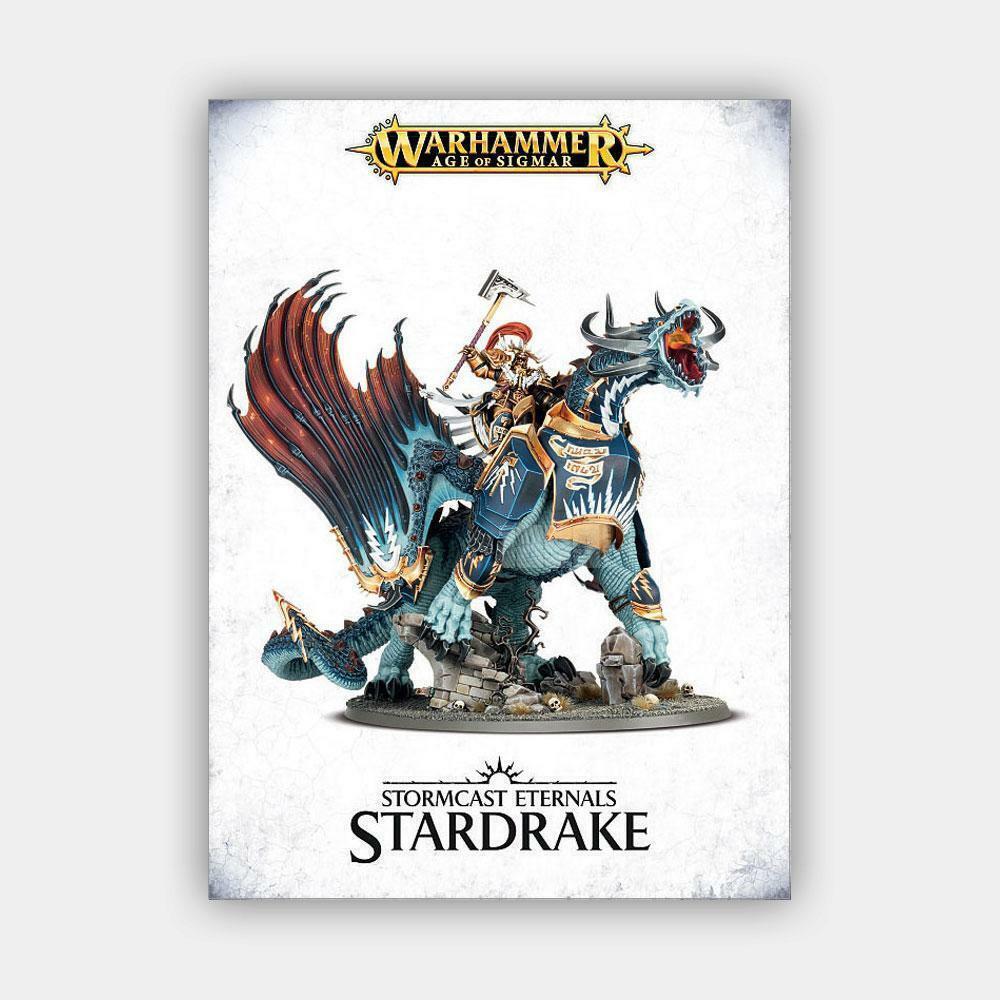 Warhammer edad de Sigmar  stormcast los eternos Lord-celestant en stardrake 96-23