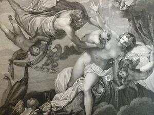 AgréAble Le Tintoret/ L'allaitement D'hercule 1862