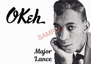 Northern-Soul-Major-Lance-Self-Created-Poster-Photo-Print