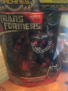 Chef de file de la technologie Automorph Advanced Transformers 2006, Optimus Prime
