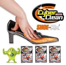 CYBER CLEAN  SCARPE  ELIMINA I CATTIVI ODORI 3ZIP