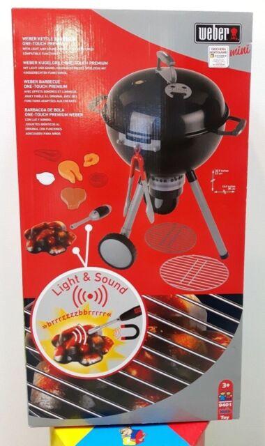 Weber Barbecue Rotondo con luci e suoni Giochi Preziosi