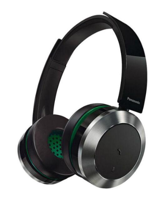 Panasonic RP-BTD10 Bluetooth und NFC Kopfhörer schwarz