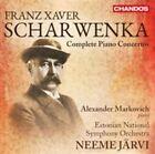 Xaver Scharwenka: Piano Concertos (CD, Mar-2014, Chandos)